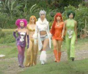 Amazonistas from Planet XXX.
